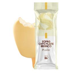 Picolé Supra Chocolate Branco - 88g