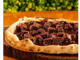 Pizza de Brownie - Grande