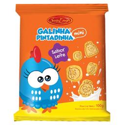 Biscoito Galinha Pintadinha 100g