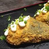 Temaki de salmão empanado-150 gramas