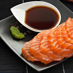 Porção de Sashimi - 5 Unidades