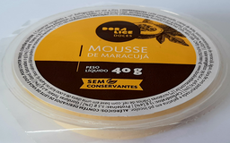Mousse De Maracujá - 40g