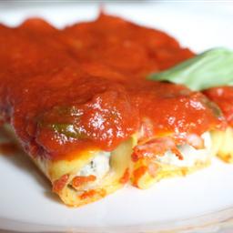 Cannelloni de Ricota