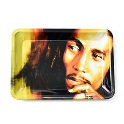 Bandeja para O Preparo Bob Marley (16,5cm)