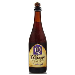 Quadrupel - la trappe quadrupel - 750ml