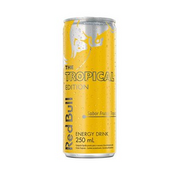 Red Bull The Tropical 250ml