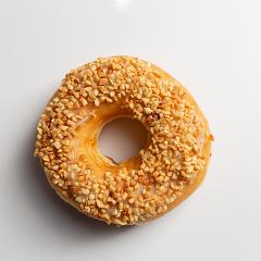Donuts recheado amendoim