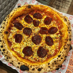 Pizza de Pepperoni - 28cm