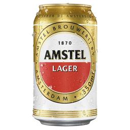 Pack amstel 350ml