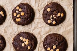 Soft Cookie Triplo Chocolate