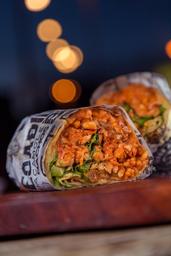 Burrito de frango - 400g