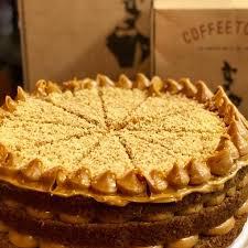 Toffee Nut Cake - Inteiro