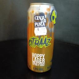 Cevada Pura Citraaz Hoppy Lager 473ml