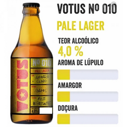 Lager Votus n°010 - Growler 1L
