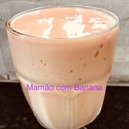 Suco de Mamão com Banana 400ml