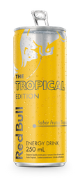 Red Bull Tropical Edition - 250ml