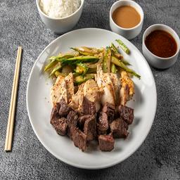 Chicken + Steak + Much More