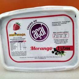 Açaí Batido com Morango 2L