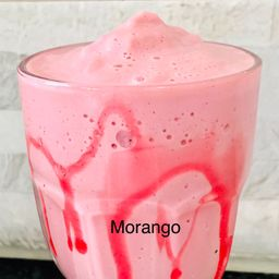 Vitamina de Morango 400ml