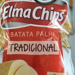 Batata palha elmachips 140g