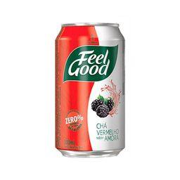 Feel Good Chá Vermelho Amora 330ml