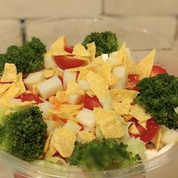 Monte a Sua Salada - Pequena