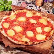 Pizza Salgada Meio a Meio 35cm
