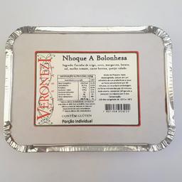 Nhoque Batata a Bolonhesa - Porção Indiv