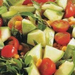 Salada Mix Low Carb 3 + Molho