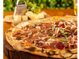 Pizza Boscaiola - Grande
