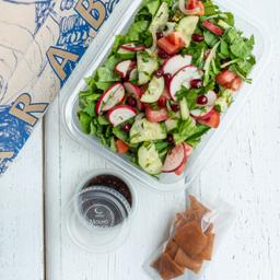 Salada Fatuch - ½ Porção