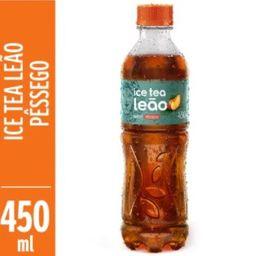 Matte Leão Ice Tea Pêssego 450ml