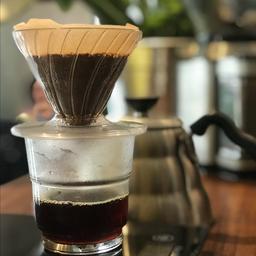 Café no Hario V60