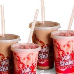 Milk Shake 440 ml - 4 Unidades