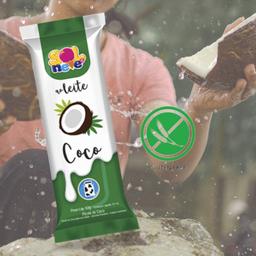 Picolé de Coco