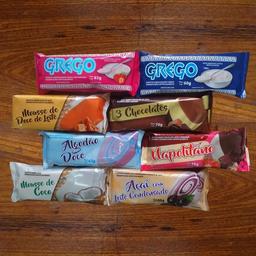 Grego iogurte