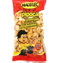 Pipoca Doce Caramelizada - Magitlec