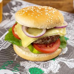 Classic Salad Burger