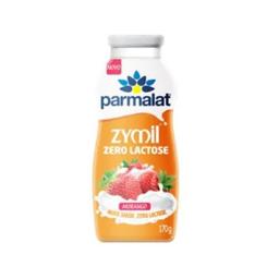 Bebida Láctea Parmalat Zymil Sabor Morango Zero Lactose 170 g