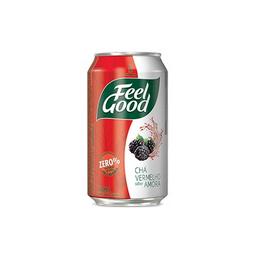 Chá Branco Feel Good Sabor Chá Vermelho E Amora - 330ml