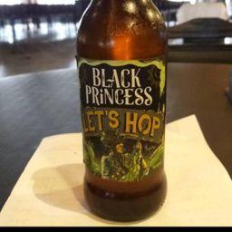Cerveja Black Princess Let Shop - 600ml