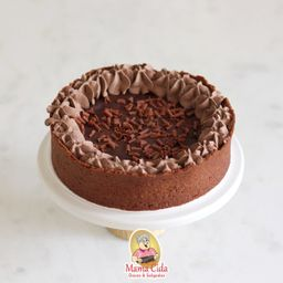 Torta Mousse de Chocolate - 750g