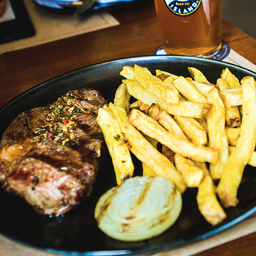 The Angus Steak