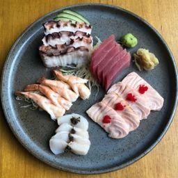 Sashimi kome especial 21 pçs