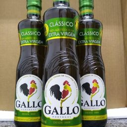 Azeite de Oliva Gallo Extra Virgem 500ml
