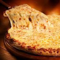 Pizza mussarela + refri 1l grátis