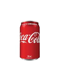 Coca lata