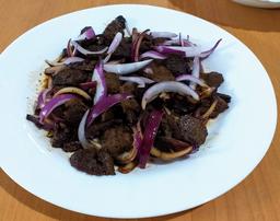Iscas De Mignon Carne De Soja - Vegano