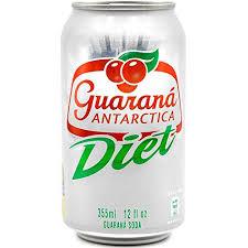 Guaraná Diet - 350ml