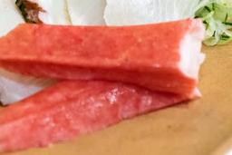 0084 - sashimi kani - 05 unidades